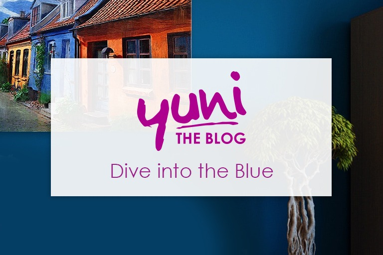 Dive into the Blue